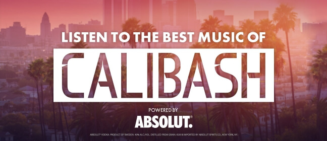 Playlist CALIBASH Powered By: ABSOLUT