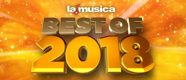 Playlist Best of 2018 - Latino