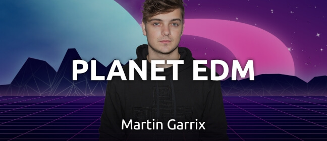 Playlist Planet EDM